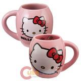 Hello Kitty Ceramic Oval Mug