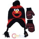 Sesame Elmo Laplander Hat