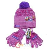 Shopkins Beanie Glove Set-Girls Day Out