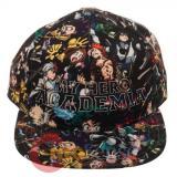 My Hero Academia Sublimated Snapback Hat