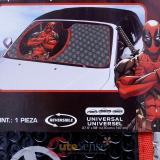 Marvel Deadpool Windshield Front Window Sun Shade Auto Car