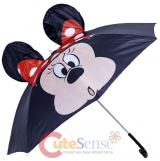 Disney Minnie Mouse Umbrella Stitch 3D Face