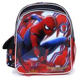 "Marvel Spiderman School Toddler Backpack 10"" Small Bag Home Coming"