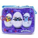 Hatchimals School Lunch Bag Snack Box