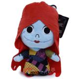 NBC Sally Plush Doll Key Chain Clip On Coin Bag