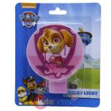 Paw Patrol Skpe Electronic  Night Light