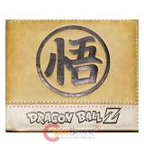 DBZ Leather Logo Wallet