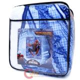 Marvel Spiderman Sherpa Plush Blanket Twin Throw (60x80)