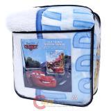 Cars Sherpa Plush Blanket Twin Throw (59x79)