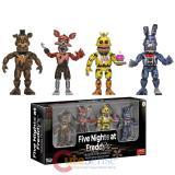Five Nights At Freddys Vinyl Figure Set -Nightmare