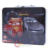 Cars McQueen Tin Box with Puzzle Set