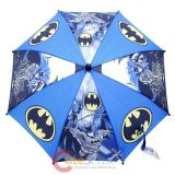 DC Comic Batman Umbrella with 3D Figure Handle