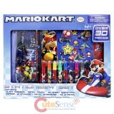 Super Mario Stationary Gift Set 30pc