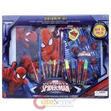 Marvel Spiderman Stationary Gift Set 30pc
