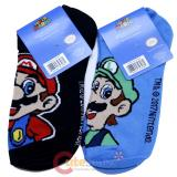 Super Mario 2 Pair Anklets Socks Set