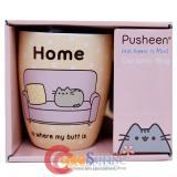 Pusheen Mug Home