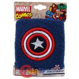 Marvel Captain America Terry Cloth Wristband