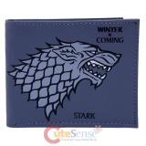 Game of Thrones Bi-Fold Wallet Stark