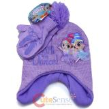 Shimmer And Shine Beanie Mitten Gloves Set