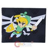 The Legend Of Zelda Bi-Fold Wallet
