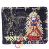 Draonball Z Bi-Fold Wallet Super Saiyan