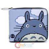 My Neighbor Totoro Zip Round Wallet