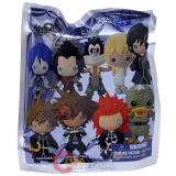 Kingdom Hearts 3D Foam Figural Key Ring *Mystery Blind Bag * Series 3