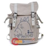 My Neighbor Totoro Backpack Military Sack