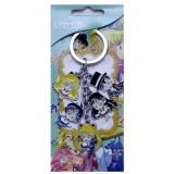 Sailormoon 5 pendent Key chain
