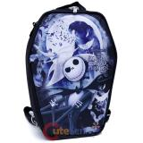 Nightmare Before Christmas Coffin Backpack Jack