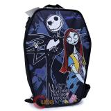 Nightmare Before Christmas Coffin Backpack Jack & Sally
