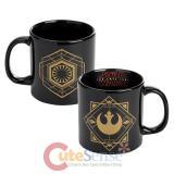 Star Wars The Last Jedi Ceramic Mug