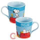 Peanuts Snoopy Comics Ceramic Mug