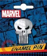 Marvel Enamel Pin - Punisher Skull