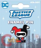 DC Comics Enamel Pin - Harley Quinn Chibi