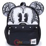 Disney Mickey Mouse Metal Stud Mini Backpack