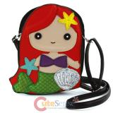 Princess Little Mermaid Shoulder Cross Bag