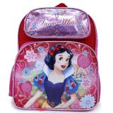 "Disney Princess Snow White School Backpack 12"" Medium Bag"