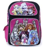Monster High Large School Backpack 16in Girls  Bag