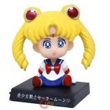 Sailormoon Bubble Head Figure