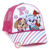 Paw Patrol Girls Hat Adjustable Baseball Kids Cap