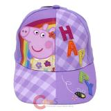 Peppa Pig Kids Baseball Hat Cap Happy