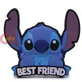 Lilo and Stitch PVC Magnet Best Friends
