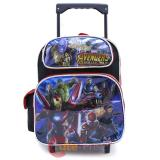 "Marvel Avengers Infinity War School Roller Backpack 12"" Toddler Small Bag"