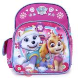 Paw Patrol Toddler Backpack 10in Mini Girls Bag with Skye Everest