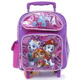 "Paw Patrol Roller Backpack 12"" Small Rolling Bag"