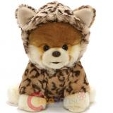 Itty Bitty Boo Leopard Large