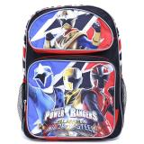Power Rangers Large School Backpack 16in Book Bag - Ninja Steel