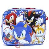 Sonic The Hedgehog School Lunch Bag Insulated Snack Box  -Sonic Sub