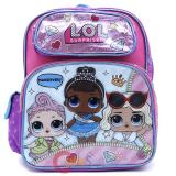 LOL Surprise 12in School Backpack Book Bag - Work It BB